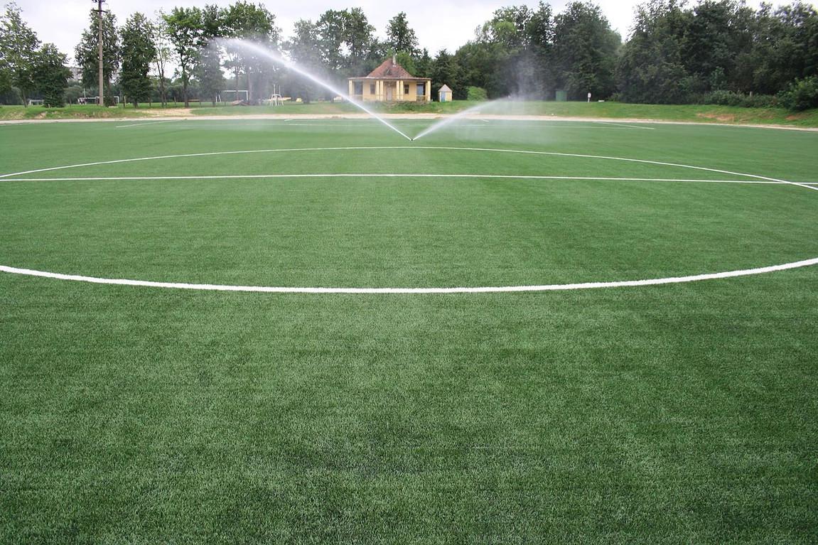 Kėdainių stadiono su dirbtine žole laistymo sistema