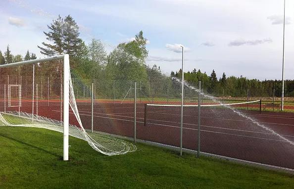 Stadiono laistymas