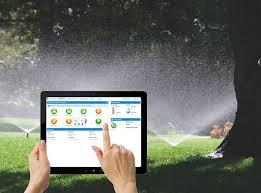 Išmanus laistymo valdymas su iPad, iPhone, Android